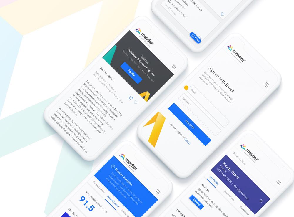 Meytier UI/UX Design